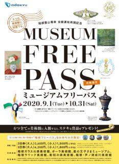箱根の美術館「ミュージアムフリーパス」限定発売