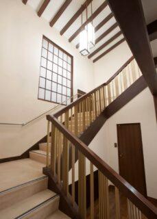 東山旧岸邸2階特別公開 期間限定で1月13日~24日まで
